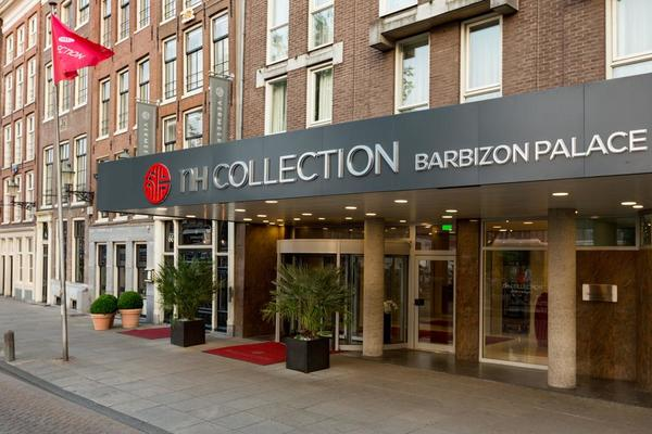 NH Collection Amsterdam Barbizon Palace酒店