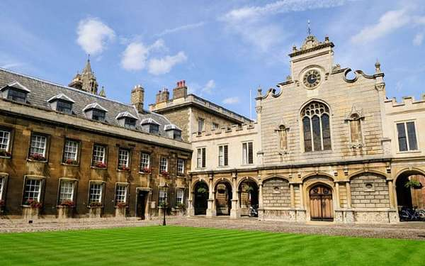 Peterhouse College
