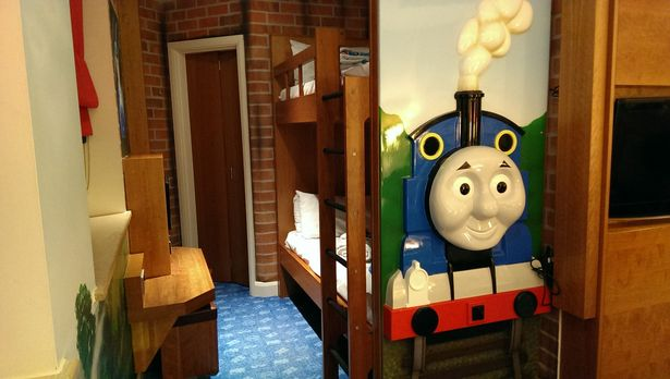 Drayton Manor Hotel主题房